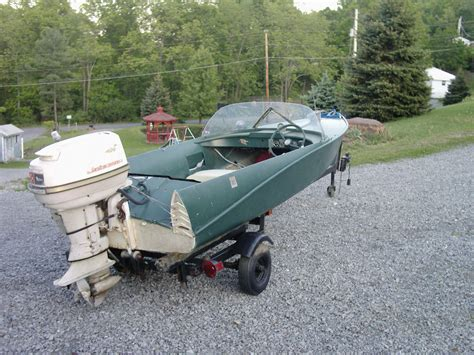 feather craft aluminum boat for sale crestliner jetstreak runabout aluminum feathercraft