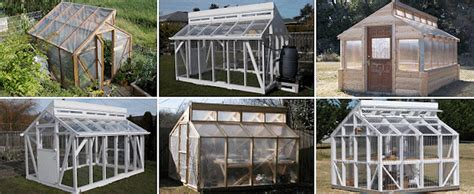 Wood Greenhouse Plans Free