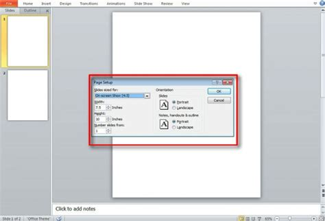 layout powerpoint portrait open pdf in powerpoint