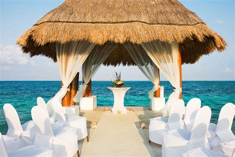Riviera Cancun Weddings   Excellence Resorts