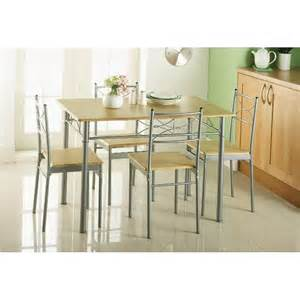 Dining Table And Chairs At B M B M Gt Carolina 5 Dining Set 258432