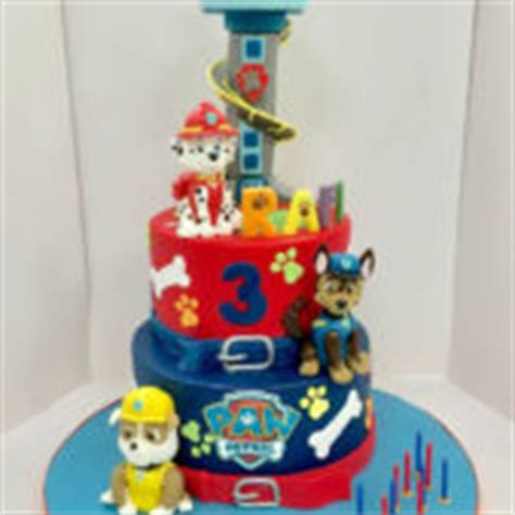 Paw Patrol Cakes   Cakes by Robin