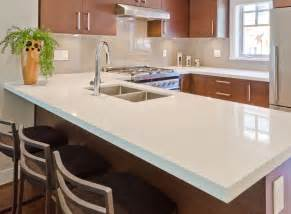 White Kitchen Countertops - kitchen design gallery great lakes granite amp marble