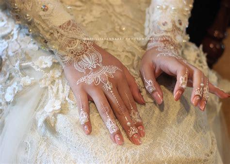 White Henna Paket Hobby henna tangerang