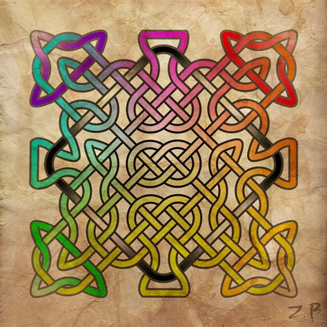 creating celtic knotwork a fresh approach to traditional design dover books celtic knot by atsuiai on deviantart