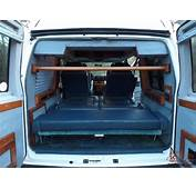 Chevrolet Astro GMC Safari Dayvan Auto Camper American