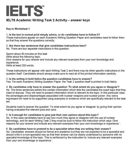 Topics For Academic Essays by Ielts Essay Topics With Answers Academic Formation Of The Solar System Essay