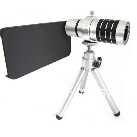 Lesung Telephoto Lens Kit 8x Zoom Magnifier Micro Telephoto Lens Cas 3 lesung telephoto lens kit 12x zoom for iphone 5 5s se silver jakartanotebook