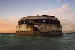 spitbank fort victorian sea fort conversion e architect