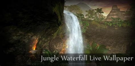 jungle waterfall live wallpaper apk jungle waterfall live wallpaper v1 1 apk android android store 007
