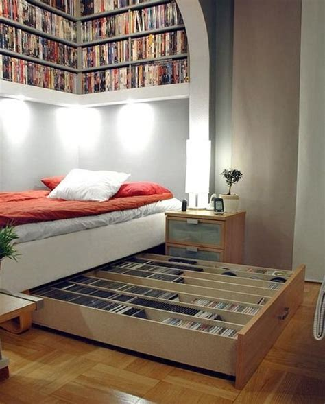 bedroom book storage roll out under bed drawer organize beds bedroom