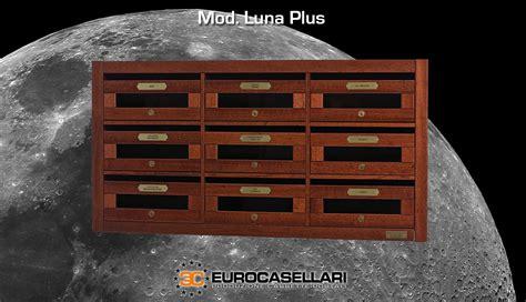 cassette postali legno modello plus eurocasellari