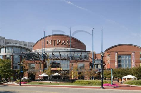 performing arts center newark