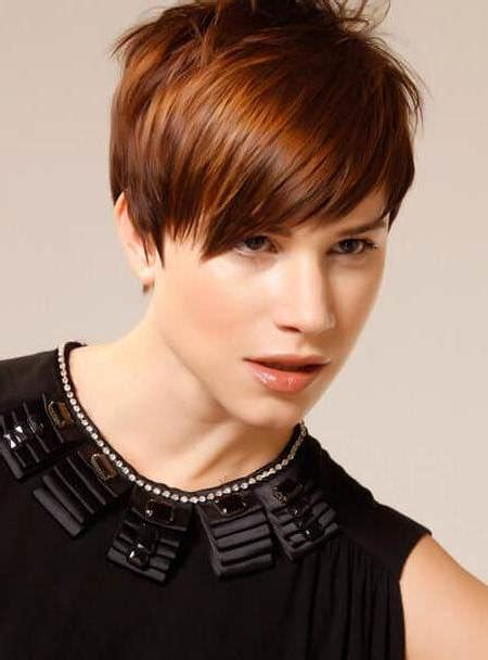 piecey short hairstyles 20 short hairstyles for thick hair