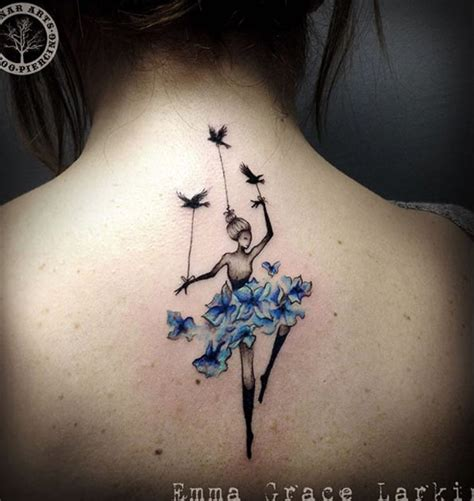 dancer tattoos 40 wonderful ballerina dancer designs tattooblend