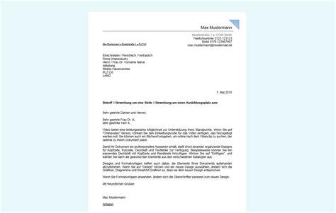 Brief Formatierung Schweiz 2015 Bewerbungsschreiben In Word Erstellen Professionelles Anschreiben Din 5008 Tutorial Muster