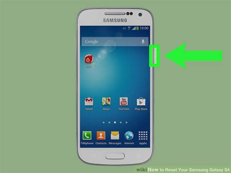 reset in samsung s4 3 ways to reset your samsung galaxy s4 wikihow
