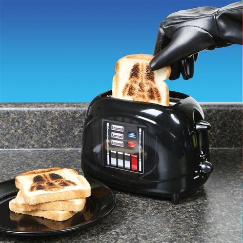 Cool Buy by Wars Darth Vader Toaster