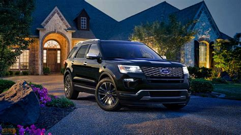 2018 ford explorer spec what s new with the 2018 ford explorer price specs