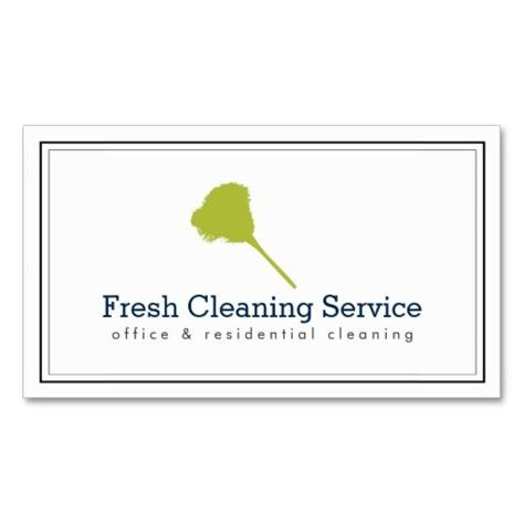 10 best images about business cards for cleaning services