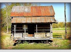 Sharecropper's House | Landscapes, Old Buildings ... Sharecropping House