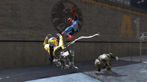 spider man web of shadows swinging spider man web of shadows psp jeux torrents