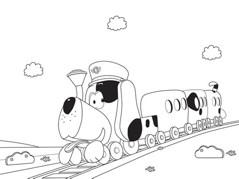 tickety tock coloring pages coloring pages
