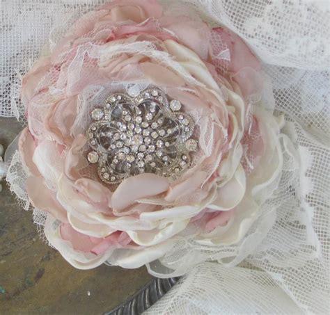 Wedding Hair Flower Pieces by Bridal Hair Flower Fabric Flower Bridalhair