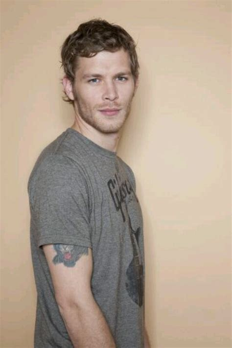 joseph morgan i like your beard scruff pinterest