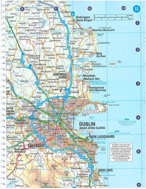 0008270333 comprehensive road atlas ireland themapstore collins ireland road atlas