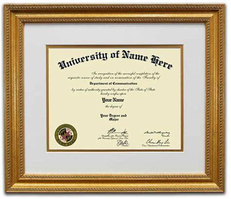 design your own diploma frame custom picture framing diploma frames
