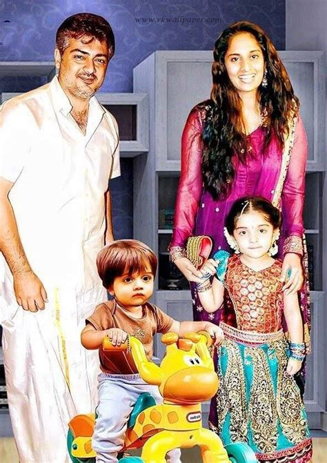 actor ajith and family ajith kumar family images reverse search