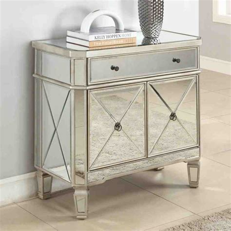 Diy Mirrored Desk Ridiculously Awesome Shabby Chic Furniture Makeover Using Krylon Looking Glass Paint Do It