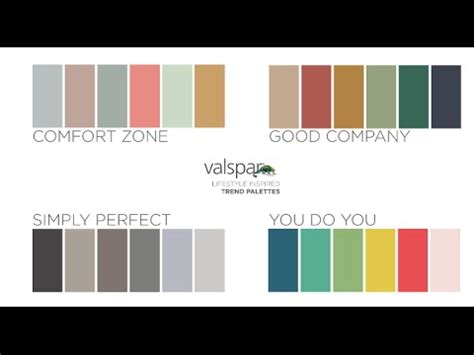 valspar colors of the year 2016