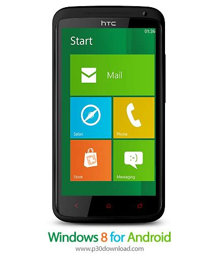 android wind ows 8 go windows 8 for android a2z p30 softwares