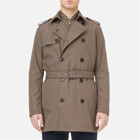 Michael Kors 3 In 1 lyst michael kors tech 3 in 1 trench coat for save 10