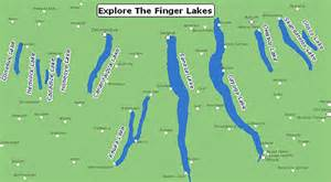 Finger Lakes New York Map by 301 Moved Permanently