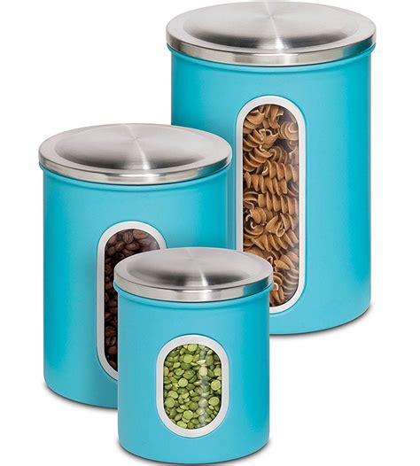 stainless steel kitchen canisters sets stainless steel kitchen canisters set of 3 in kitchen