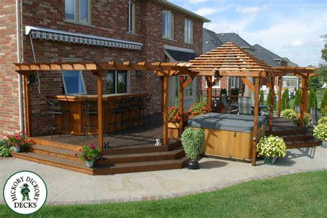 nice backyard nice backyard decks outdoor furniture design and ideas