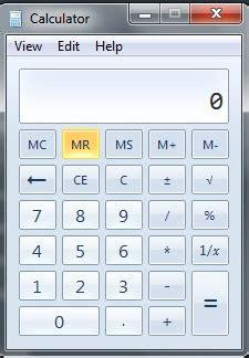 calculator kuadrat my comp kalkulator windows 7