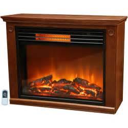 Infrared Fireplace Lifesmart Lifepro Ls 2002frp13 1500w 3 Element Infrared