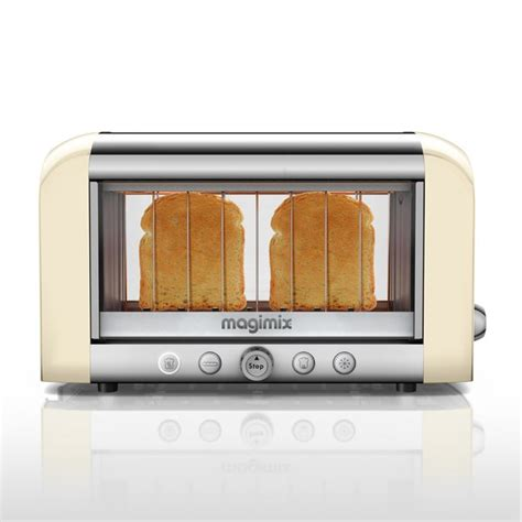 Magimix Toasters magimix 2 slice vision toaster iwoot