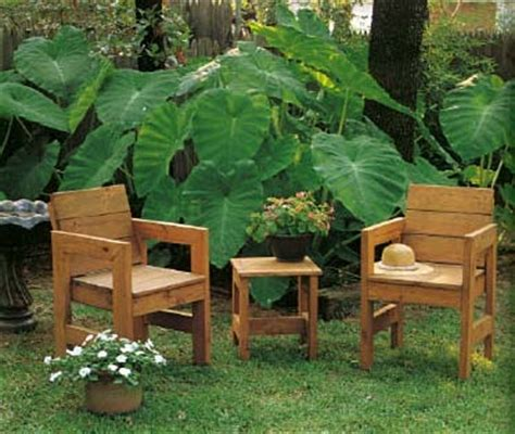 Outdoor Wood Patio Furniture Basic Patio Chair Outdoor Wood Plans Immediate