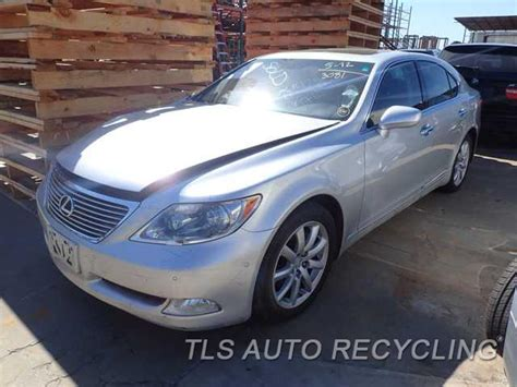 how make cars 2007 lexus ls spare parts catalogs parting out 2007 lexus ls 460 stock 6142bl tls auto recycling