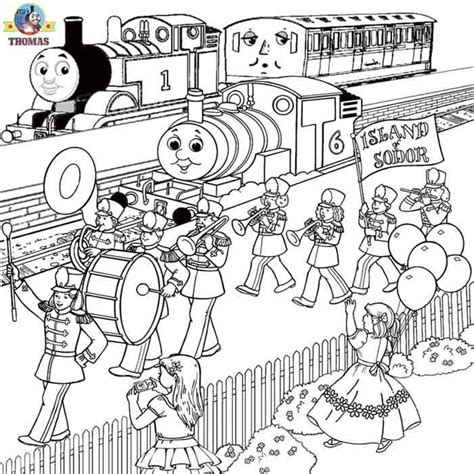 thomas coloring pages games worksheets free printable activities kids coloring pages