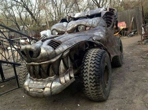 Wolf Auto by Sweet 4x4s Monsters