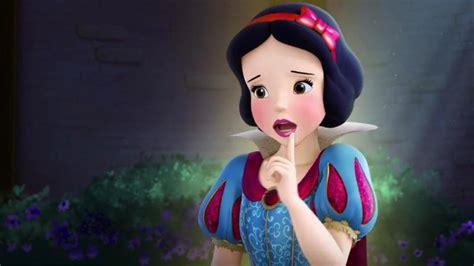 Plastisin Sofia And Snow White snow white in sofia the 3 png snow white