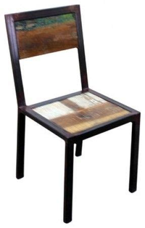 Distressed Spindle Floor L - 1000 ideas about industrial dining chairs on