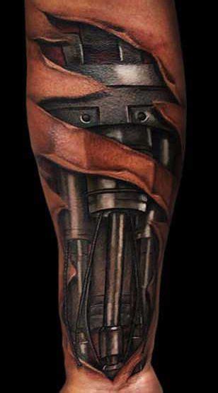 tattoo 3d biomecanico tatuajes biomecanicos en 3d que te dejaran de piedra