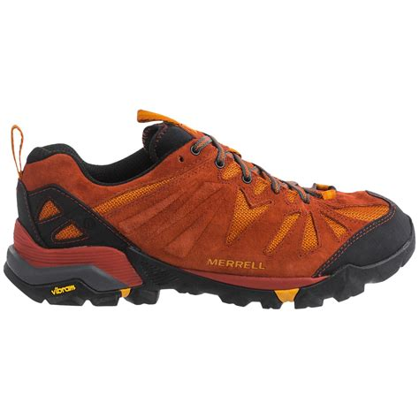 hiking shoes for merrell capra trail hiking shoes for save 46